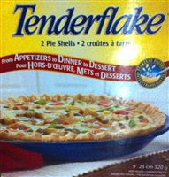 Tenderflake Pie Shells