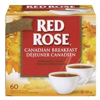 Red Rose Canadian Breakfast Tea
