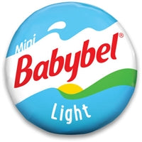 Babybel Mini Light 12x20g