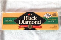 Black Diamond Medium Cheddar Cheese
