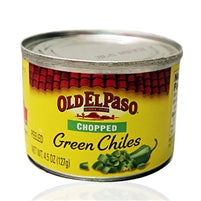 Old El Paso Taco Chopped Green Chili Peppers