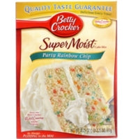 Betty Crocker Rainbow Cake Mix
