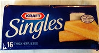 Kraft Singles Cheese Slices Thick