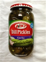 Bick's Garlic Dill Pickles