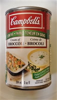 Campbell's Cream of Brocoli Soup Low Fat