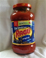 Ragu Old World Style Original