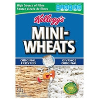 Kellogg's MINI-WHEATS Cereal - original frosted