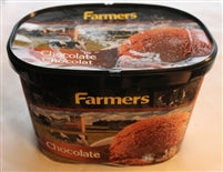 Farmers Chocolate Ice Cream