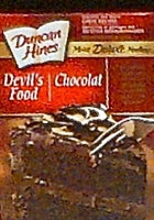 Duncan Hines Devil's Food Chocolate Cake Mix