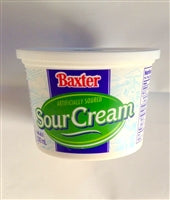 Baxter Sour Cream