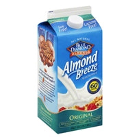 Almond Breeze 1.89 L Refrigerated Original Unsweetened