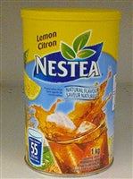 Nestea Natural Lemon Iced Tea Mix
