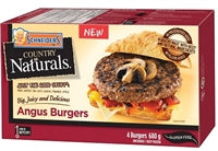 Country Naturals Angus Beef Burgers