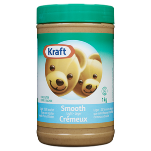 Kraft Smooth Peanut Butter - Light
