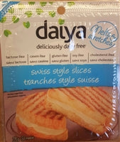 Daiya Dairy Free Cheese - Swiss style slices