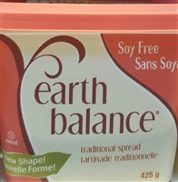 Earth Balance Traditional Vegan Spread - Soy Free