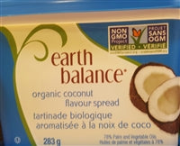 Earth Balance Organic coconut flavour Vegan Spread
