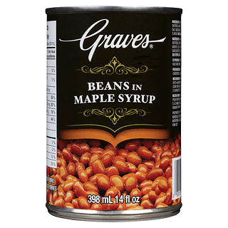 Graves Baked Beans Maple Syrup