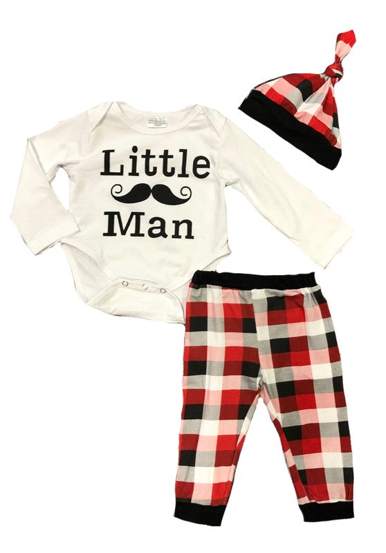 Little Man Set