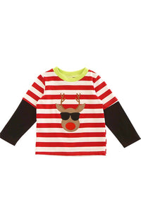 Rudolph Long Sleeved Tee