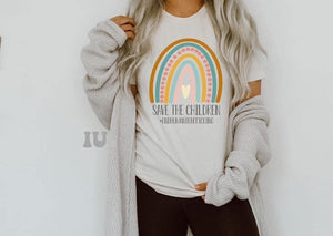 Save The Children Tees
