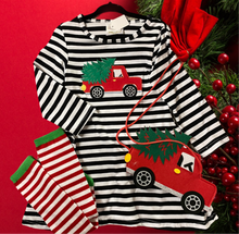 Load image into Gallery viewer, Christmas Tree Truck Dress