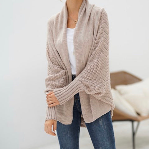 Oversized Knit Sweaters
