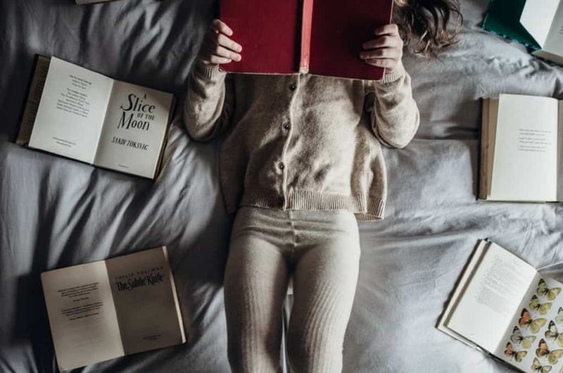 Sweet Dreams: 20 Books You Should Be Reading In Bed