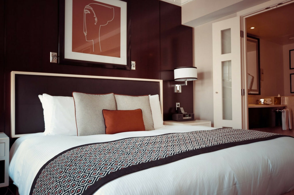 13 Ways to Give Your Bedroom the Luxury Hotel-Feel