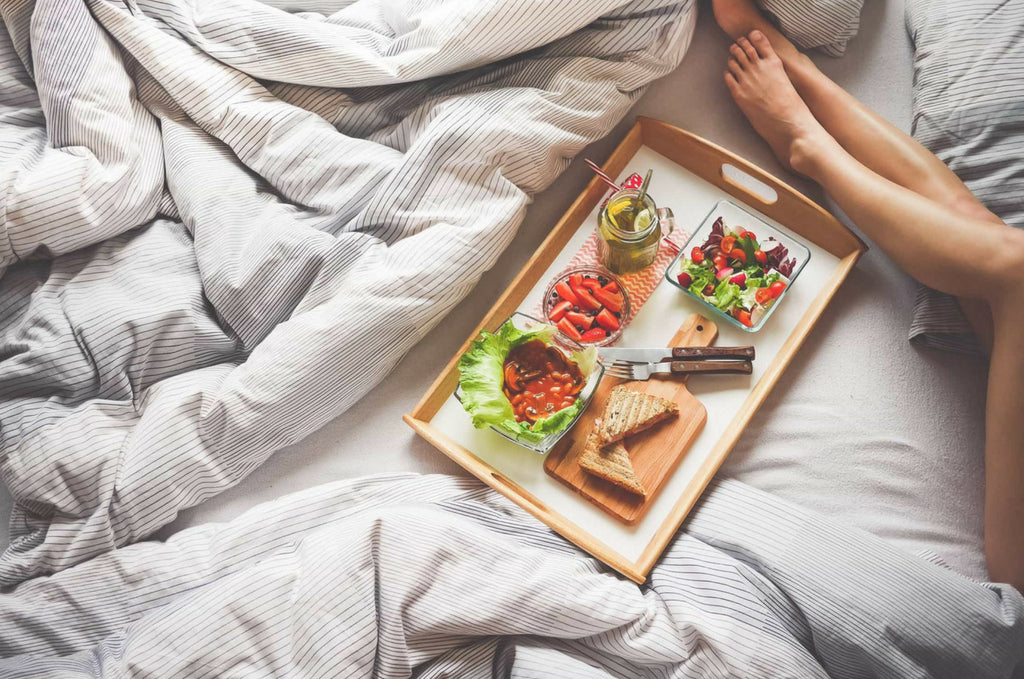 How food and drink impacts your sleep