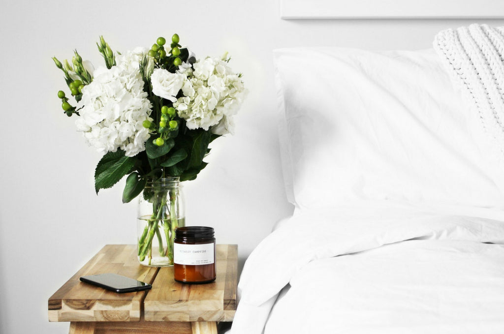 Must-Have Organic Items for Your Bedroom