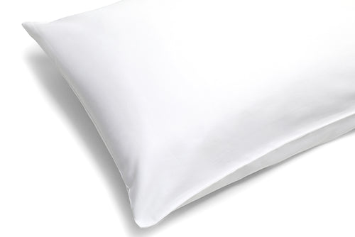 Organic Pillowcase White – 100% Natural Cotton