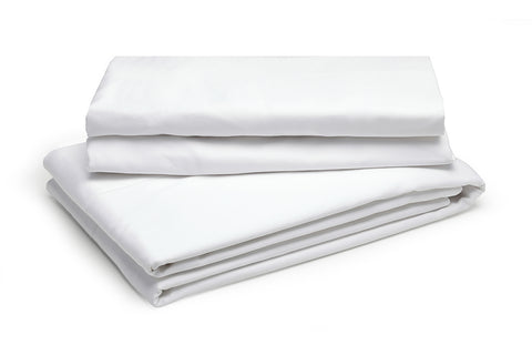 Organic Fitted Sheet Pewter – 100% Natural Cotton