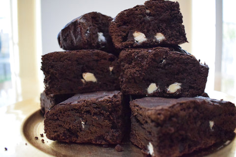 Delicious mocha brownies which have been easy to make and fast to make. These will complement our great roasted coffee.