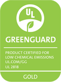 Greenguard gols certification So Custom