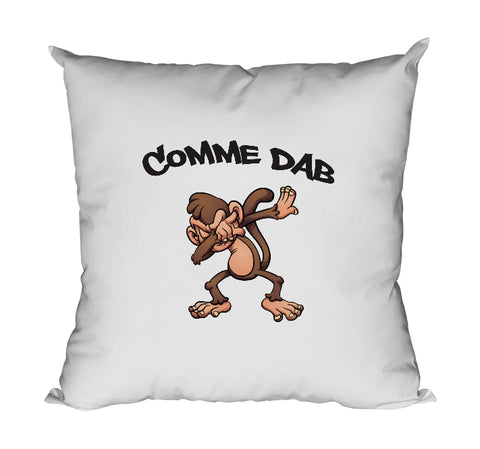 Coussin enfant original DAB singe monkey So Custom