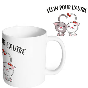 Mug chat mug magique chat félin cat So Custom
