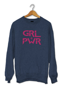 "Sweat ""Girl power"""
