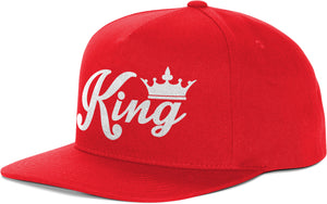 Casquette original King Roi couronne So Custom