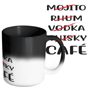 Mug marrant et original mojito rhum vodka whisky café So Custom