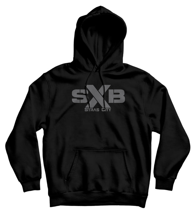 Sweat capuche original Strasbourg SXB Stras city So Custom