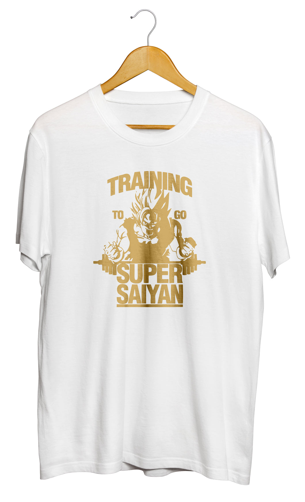 T-shirt DBZ Goku Super Saiyan dragon ball So custom