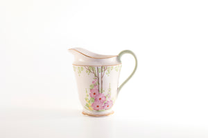 white vintage tea party tea stockholm spoon sister side pink ornate milk jug homeware green greasy grandma gold gift flower floral english elegant dish decor cottage christmas china brunch