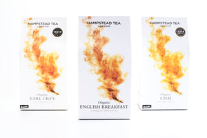 ORGANIC HAMPSTEAD EARL GREY TEA