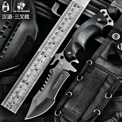 HX OUTDOORS Survival knife/self-defense