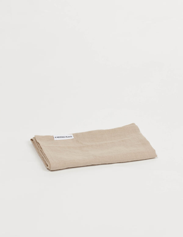 Linen Napkin Sets - Natural