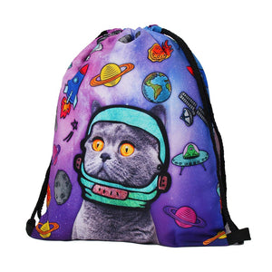 Trippy Astrocat Bag