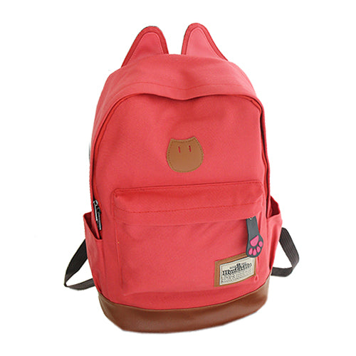 Canvas KatPack in Pink