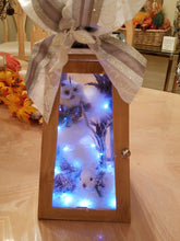 Winter Lantern with Woodland Creatures