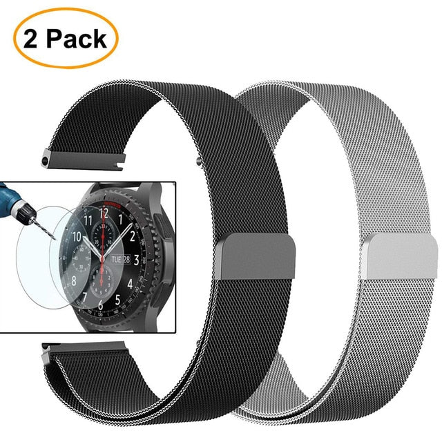 Universal Milanese Loop band for Samsung Gear